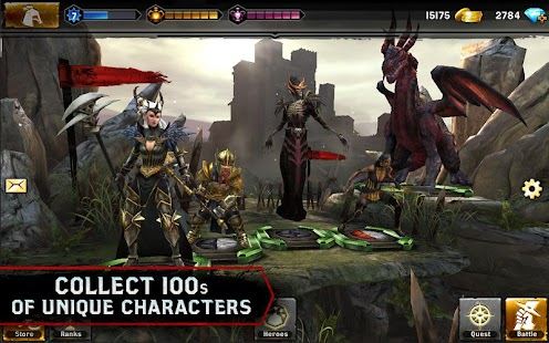 Heroes of Dragon Age v1.7.1 APK Full Download