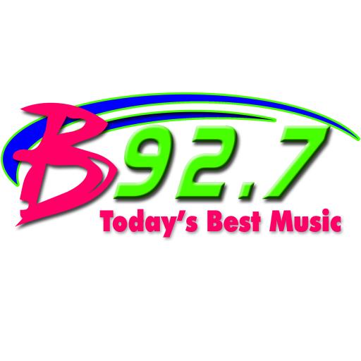 B 92.7 FM LOGO-APP點子