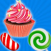 Cupcake Candy Cooking Game