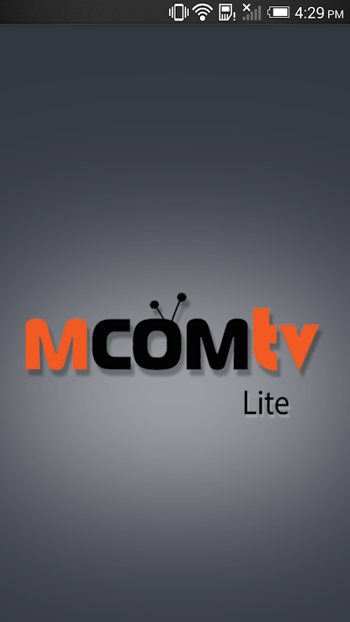 MCOMTV Lite- screenshot