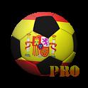 Widget La Liga PRO 2015/16 icon