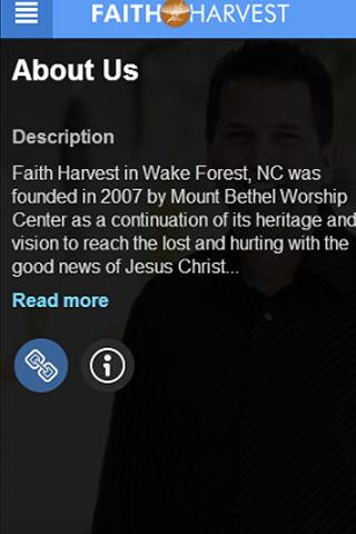 Faith Harvest