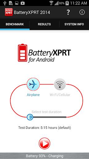 BatteryXPRT Tests