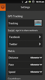 PERSONAL RUNNING TRAINER - screenshot thumbnail