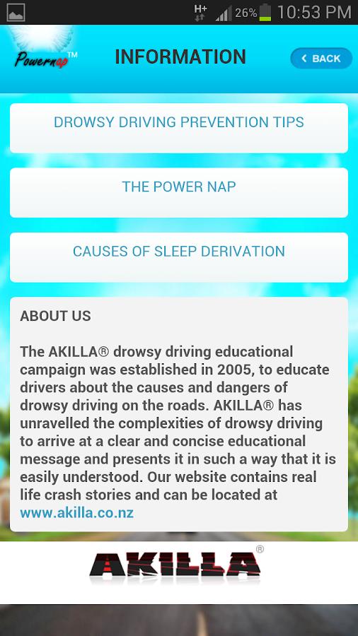 Akilla - screenshot