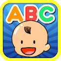 Kids ABC Sounds Letter Fun logo