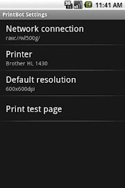 PrintBot Screenshot 1