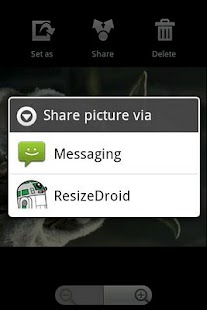 ResizeDroid- screenshot thumbnail