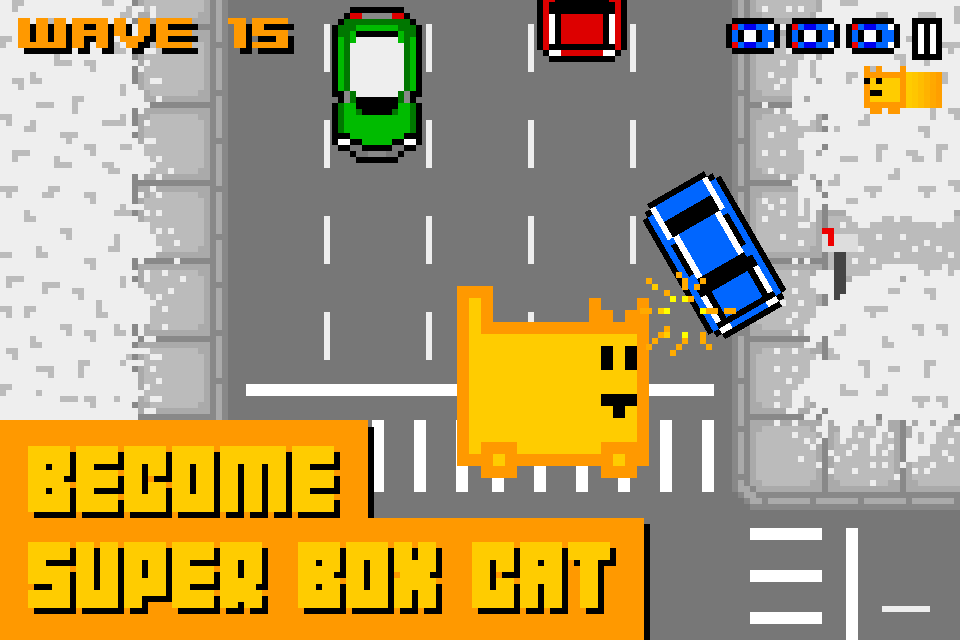 Box Cat- screenshot