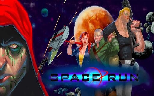 【免費街機App】Space Run-APP點子