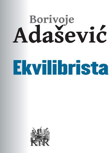 Adasevic: Ekvilibrista