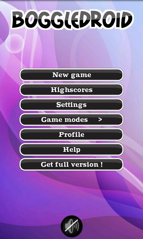 BoggleDroid Full - screenshot