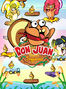 Don Juan Squirrel-Cute Jumper! - screenshot thumbnail
