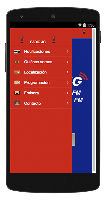Radio 4G Málaga- screenshot