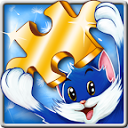 Jigsaw Puzzles of Cute Cats