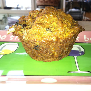 Marian's Morning Glory Muffins.