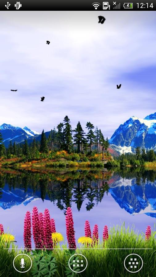 Mountain Lake Free- screenshot