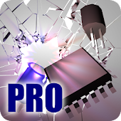 Cracked Screen 3D Parallax PRO icon