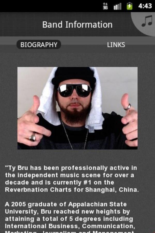 Ty Bru - screenshot