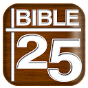 Bible 25 mobile app icon