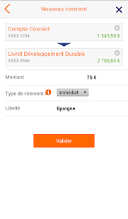 ING Direct France - screenshot thumbnail