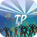 The Party App logo