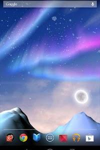 Aurora 3D Live Wallpaper v2.0