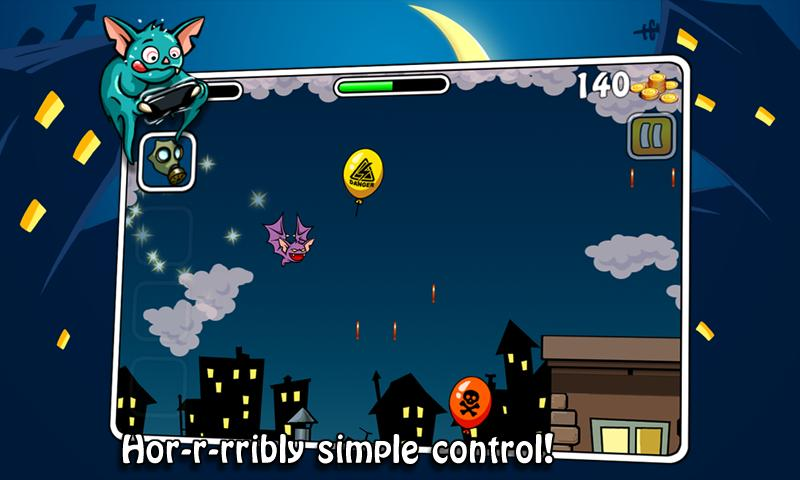 The Night Flier- screenshot