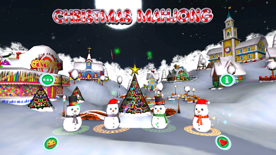 Holiday Mahjong Deluxe - screenshot thumbnail