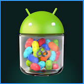 Jelly Bean GO Launcher EX
