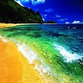 3D lovely Beach