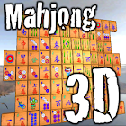 Mahjong 3D icon