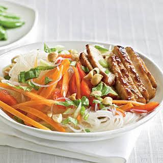 Pork Noodle Salad.