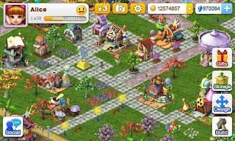 Screenshot of Miracle City