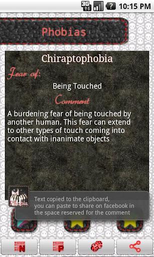 Phobias 500+