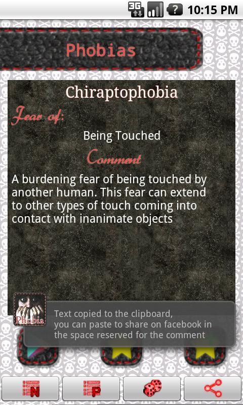Phobias 500+ - screenshot