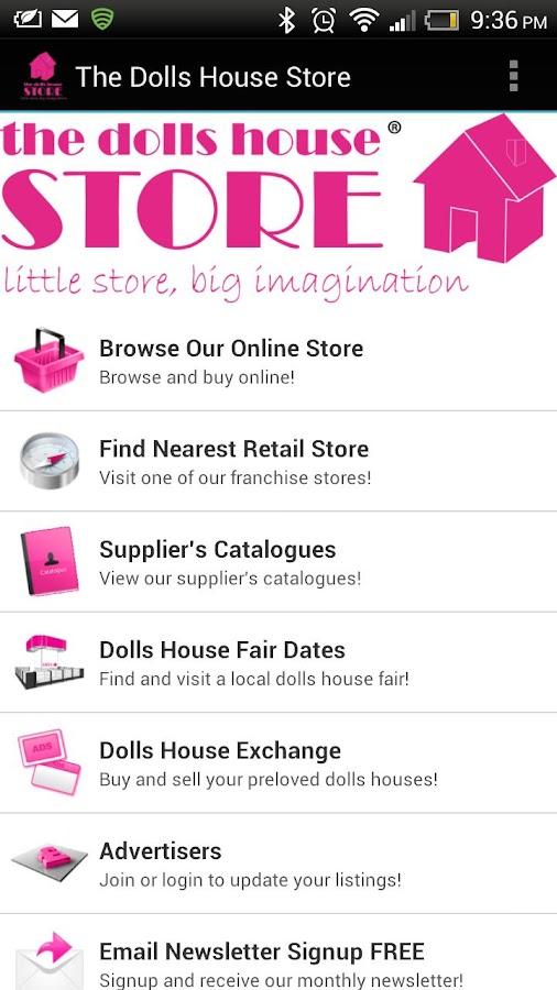 The Dolls House Store - screenshot