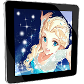 Frozen Blizzard Live Wallpaper