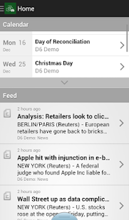 d6 Business Communicator- screenshot thumbnail