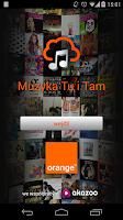 Screenshot of Muzyka Tu i Tam