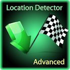 先进的检测位置 (GPS) icon
