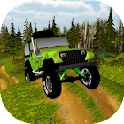 Off road racing 3d icon