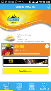 SunCity Radio- screenshot thumbnail
