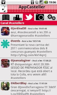 AppCasteller- screenshot thumbnail