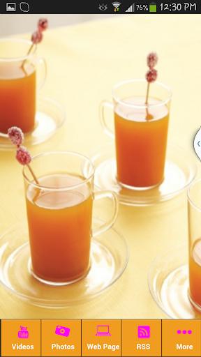 Gelatin Drink App