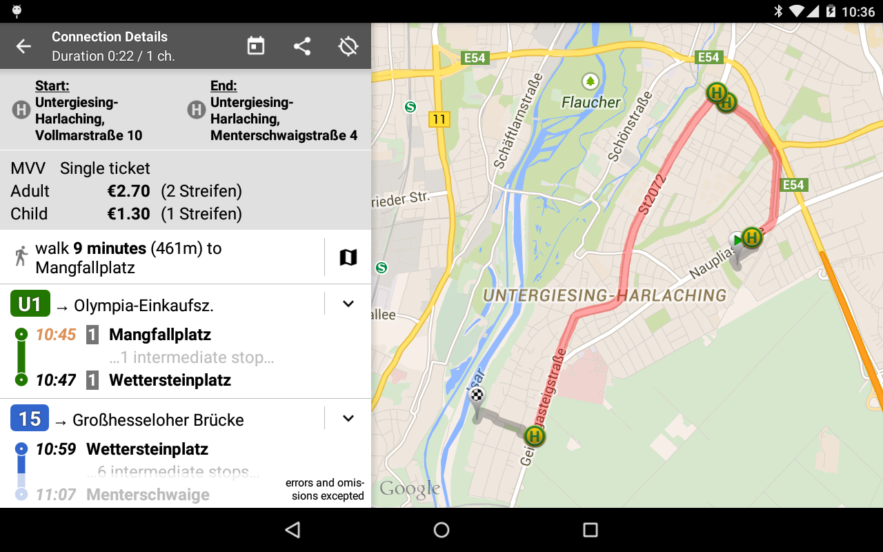 Offi Journey Planner Android Apps On Google Play - Usa maps route planner