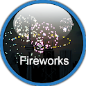 3D Fireworks City icon