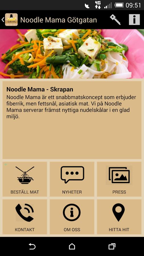 Noodle Mama - screenshot