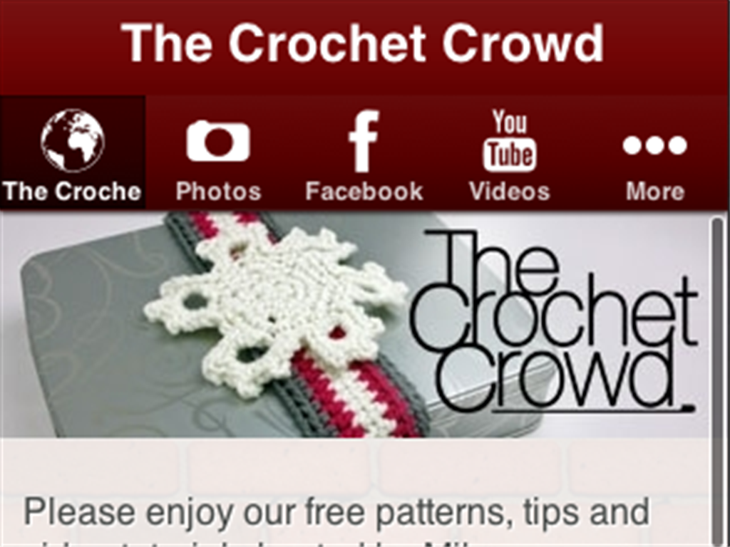 The Crochet Crowd - screenshot