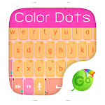 Color Dots GO Keyboard Theme